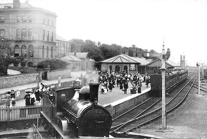 Withernsea Railway And Convalescent House